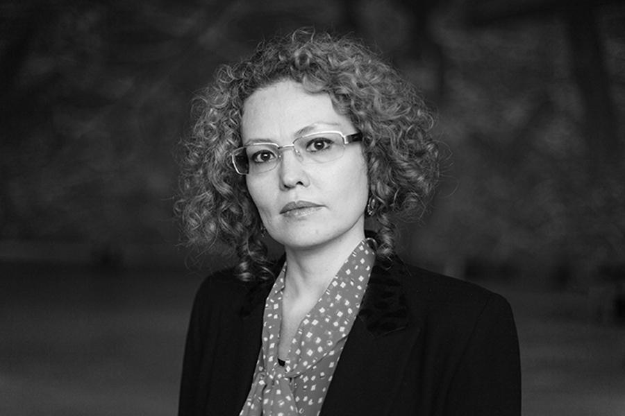 Мадина Тлостанова