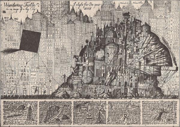 Лаборатория «Архитектура через офорт» под кураторством Александра Бродского